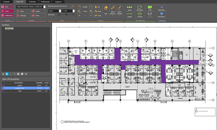 Flooring Estimating Software Free Demo Available